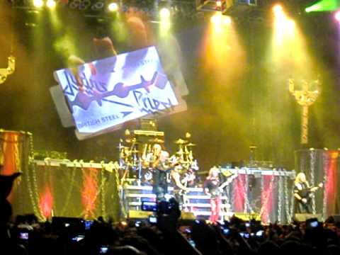 Judas Priest - Breaking The Law - Caracas, Venezuela - Epitaph Tour 2011
