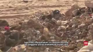 Kuburan Massal Sisa Pembantaian ISIS