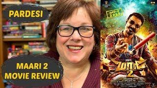 Maari 2 Movie Review | Dhanush | Sai Pallavi | Tovino Thomas