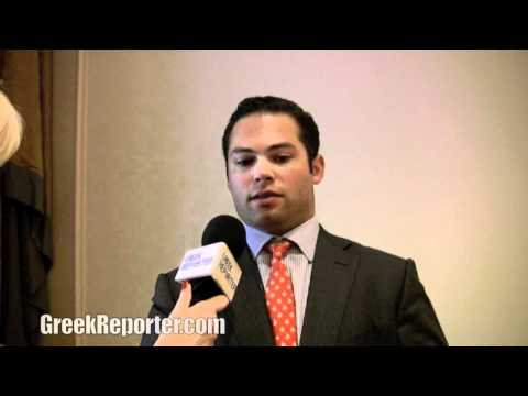 Nicholas Lazares of Admirals Bank on Economy and Greek Youth