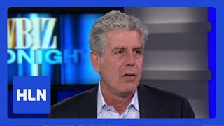 Anthony Bourdain\'s feud with Paula Deen