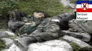 Djeravica , 18 Jul 1998. Godine - Razbijena Mudžahedinska Grupa UCK
