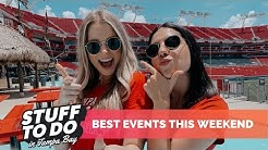Best Tampa Bay Events this Weekend (August 2nd-4th)