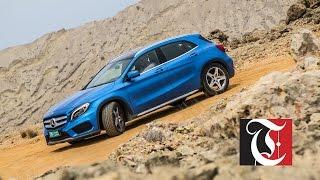 REVIEW: Mercedes GLA 250 - A Hot Hatch in Cuban Heels thumbnail