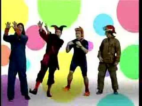 Imagination Movers - Shakable You (60 second version)