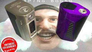 SMOK GX350 vs WISMEC RX300 | SHOWDOWN! | - The Vaping Bogan