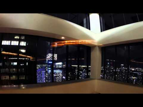 Marriott Marquis -- The View Restaurant -- New York City