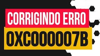 COMO RESOLVER/CORRIGIR O ERRO 0xc000007b EM JOGOS