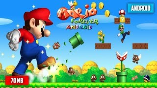 Video How To Download Mario Forever Android & Install download MP3, 3GP, MP4, WEBM, AVI, FLV Oktober 2018