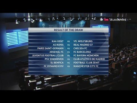 PSV Treft Atlético Madrid In De Achtste Finale Van De Champions League