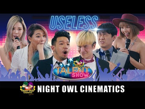 NOC Useless Talent Show!