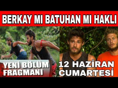 Survivor Yeni Bölüm Fragmanı Berkay Batuhan 3. Eleme Adayı!