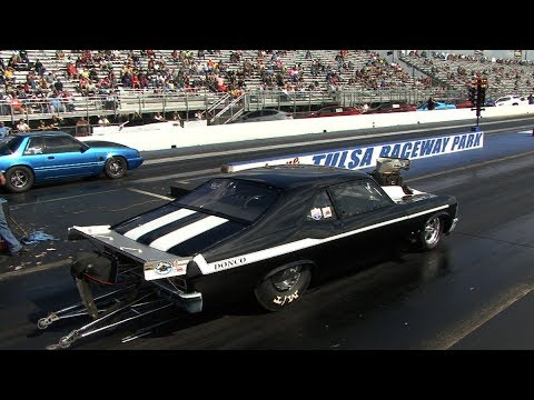 Oklahoma PRO STREET Drag Racing - Throwdown in T-Town