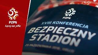 """Konferencja """"Bezpieczny Stadion"""""""
