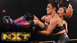 Tegan Nox vs. Raquel Gonzalez: WWE NXT, April 15, 2020