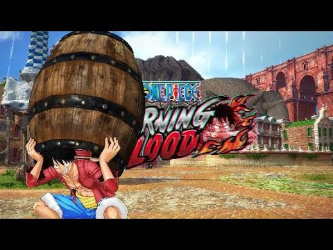 BOUNDOMAN || One Piece Burning Blood Gameplay |