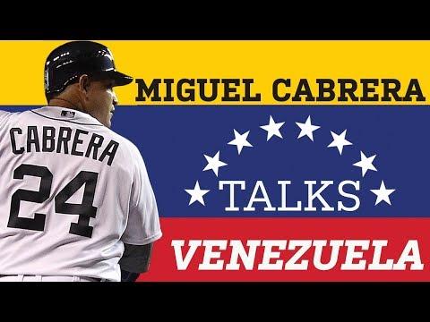 Miguel Cabrera and Alcides Escobar – Speaking up about Venezuela