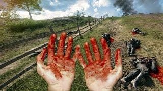 Я люблю убивать, извините ... 🔞🔒 Battlefield 1
