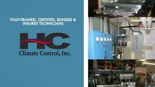 Commercial air conditioning and heating services in Indianapolis, Indiana - HC Climate Control, Inc.