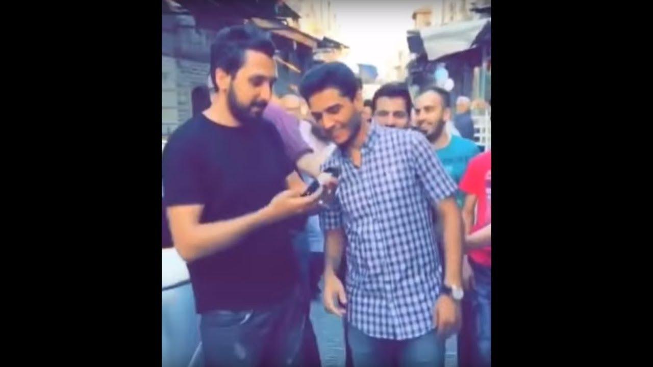 جولة محمد عساف في نابلس فلسطين رمضان 2017