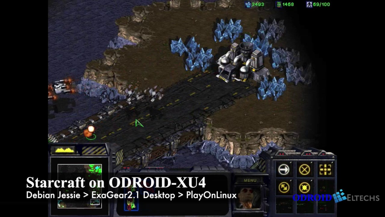 ODROID • View topic - Exagear Desktop for ODROID boards