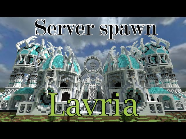 minecraft factions server spawn map download