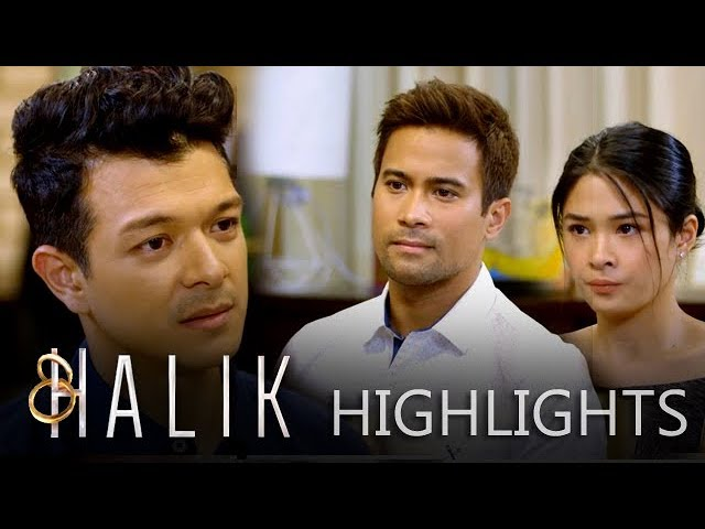 Lino comes face-to-face with Ace and Jade | Halik