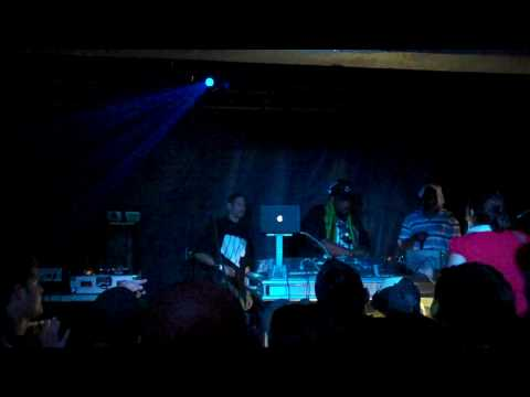 DJ Afrika Bambaataa Live at Limelight 7/15/2009