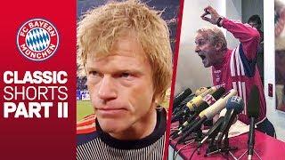 "Kahn demands ""balls"" & Trapattoni's legendary press conference | Classic Shorts Part 2"