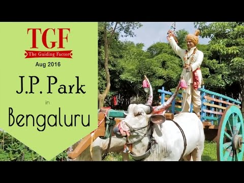 Amazing Park in Bangalore - JP Park  | Top things to do in Bangalore
