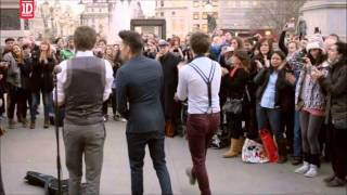 One Direction - One Thing behind the scenes