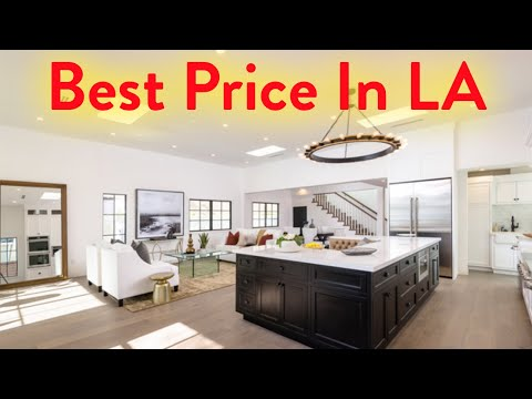 AMAZING Cape Cod West Hollywood Home For ONLY 1 MILLION DOLLARS!!!
