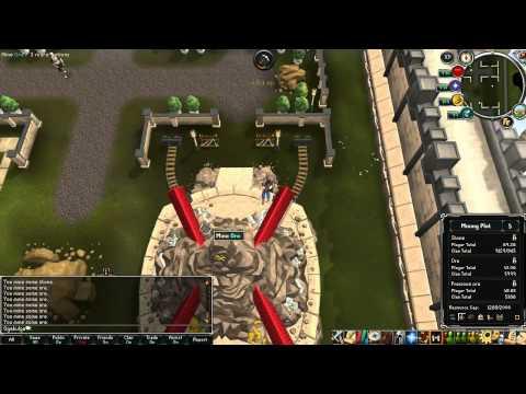 Clan Citadel Miner (Metal Ore) T5