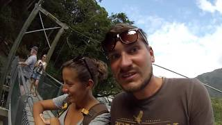 New Zealand Working Holidays 2015: Amazing backpacking and working experience! Gopro