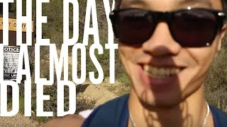 I WENT ON A HIKE & ALMOST DIED!