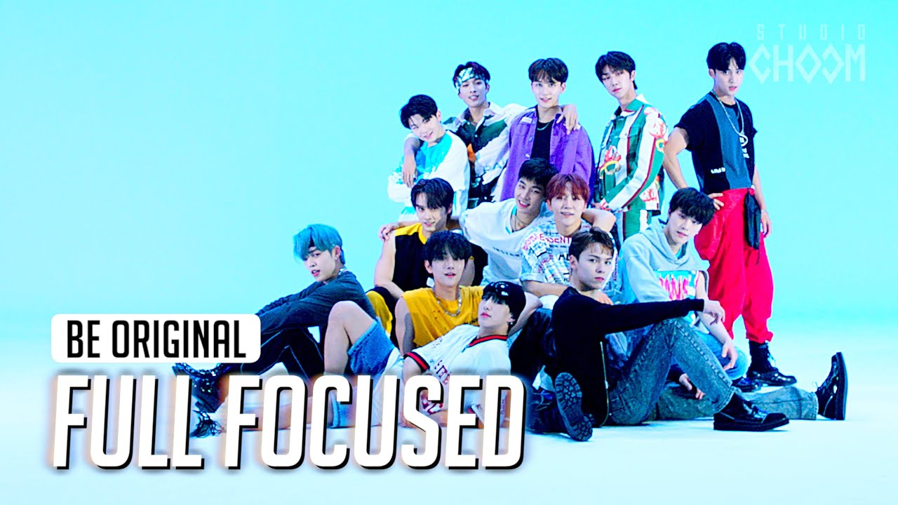 (Full Focused) SEVENTEEN 'Left & Right' 4K | [BE ORIGINAL]