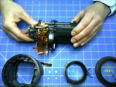 Sony NX5U Z5U FX1000 AX2000 C:32:60 Focus Lens Error Repair Video