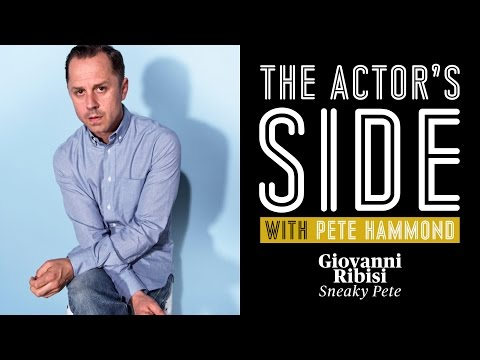 The Actor's Side  Giovanni Ribisi