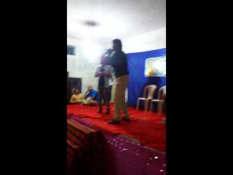 prakash adme abobo singer  k sath sanjay bhai soni