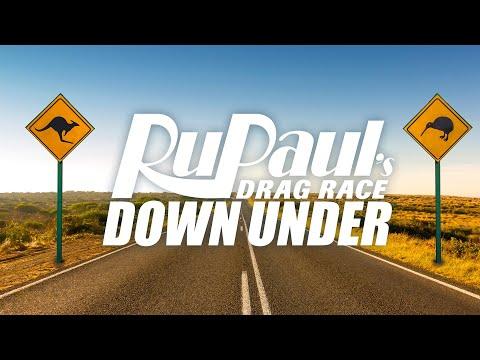 RuPaul's DragRace Down Under Queen Reveal