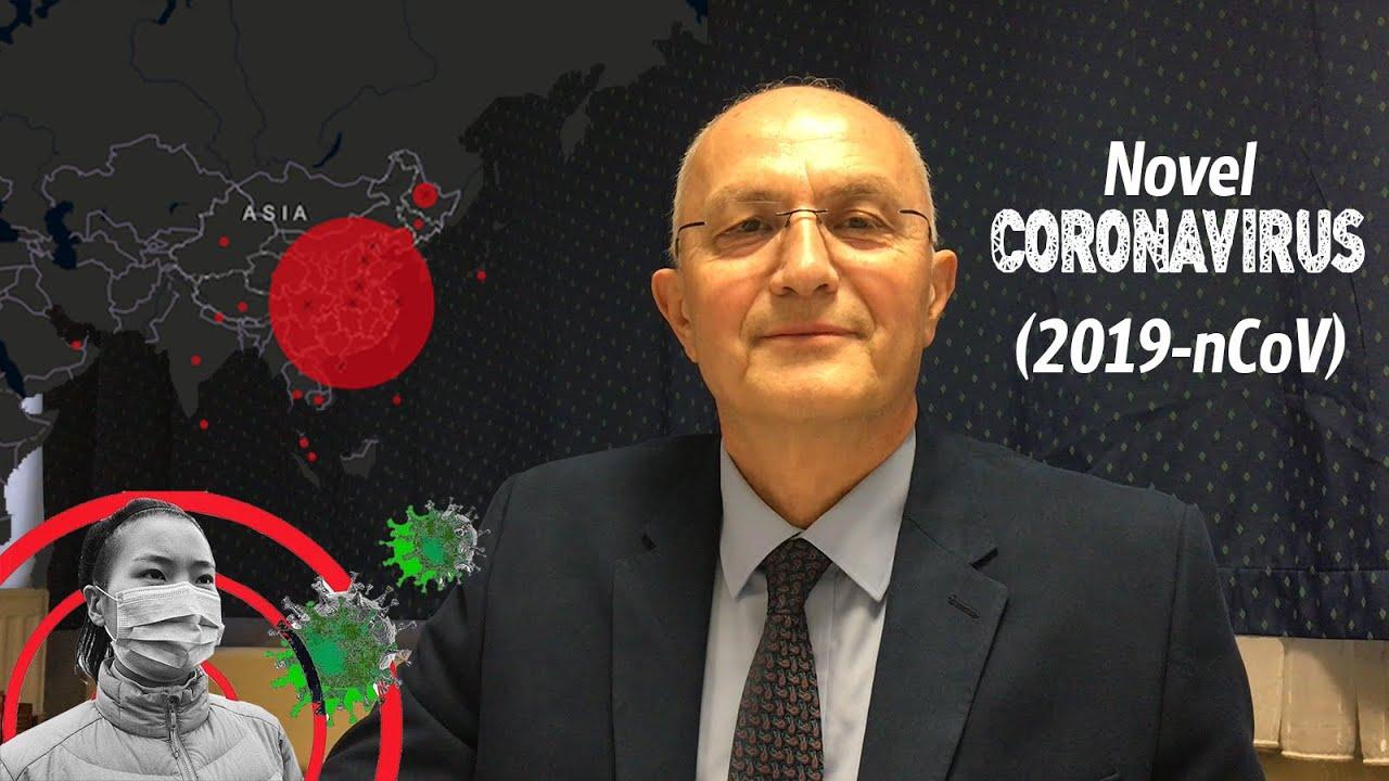 Prof. Dr. Serhat Ünal: Corona Virüs Nedir? (2019-nCov)