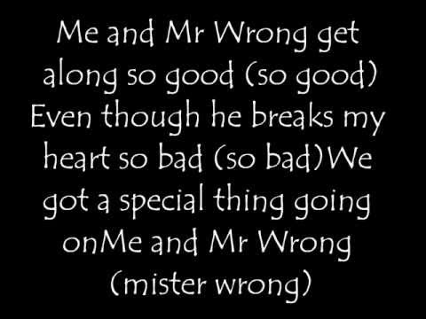 MrWrong  Mary J Blige Feat Drake Lyrics