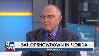 Dershowitz: 'Totally Incompetent' Ballot Contributed to FL Election Controversy