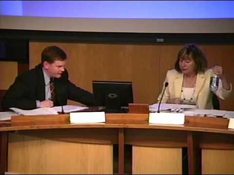 White Collar Crime Seminar 2007