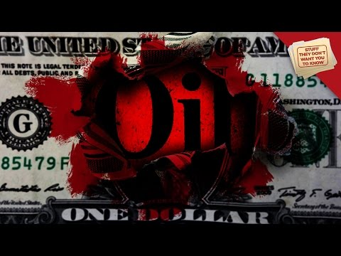 Oil, Blood and Treasure: The Petrodollar