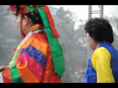 Korean Shamanism, a mudang (무당, 巫堂) / Tangol(당골) PART 2