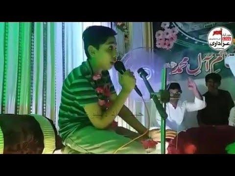 Best Voice Zakir Yousuf Raza Shaikh @ Jashan Ba Sadat asws Latifabad no 3 Hyderabad