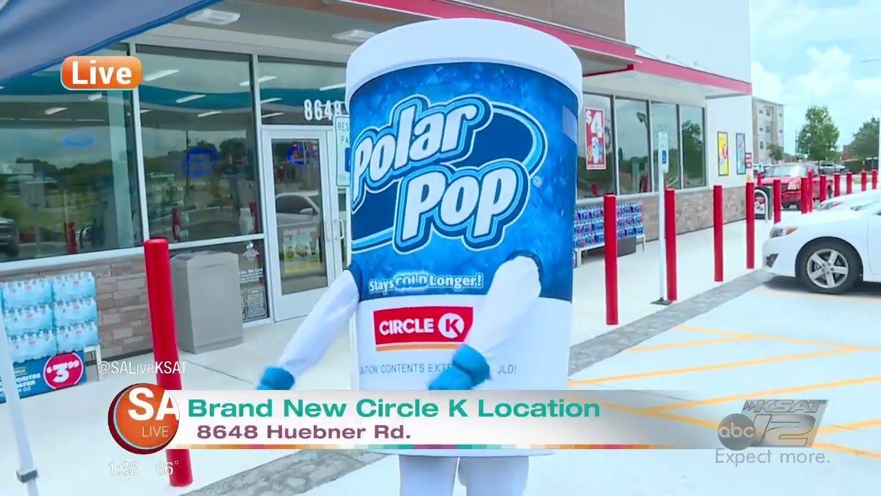 Circle K grand opening specials at 8648 Huebner Road | SA Live | KSAT 12