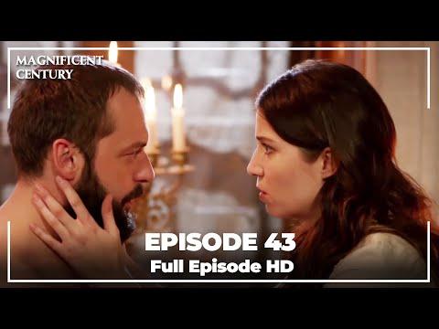 Magnificent Century Episode 43 | English Subtitle