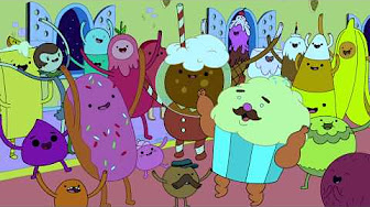 adventure time staffel 1